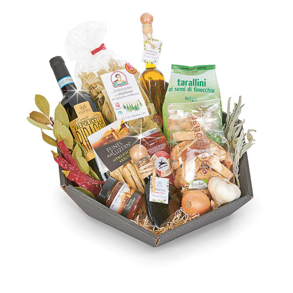 Geschenkkorb Mediterran